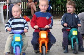 Kinderlaufräder