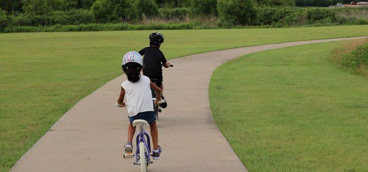 Radfahren – nicht nur ein Sommerspaß
